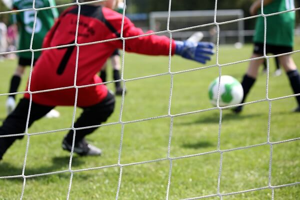 Youth Football Goalkeeper
