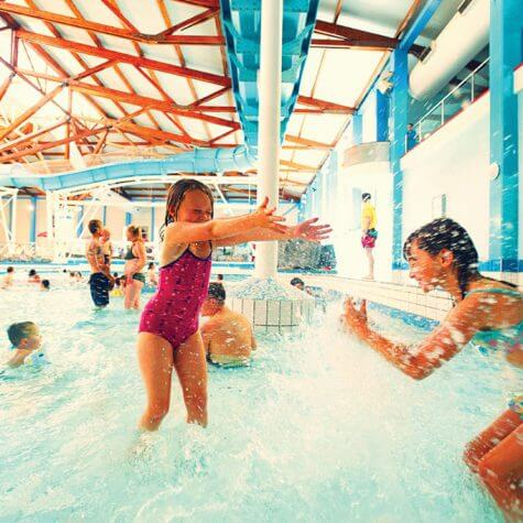 Butlins Swimming Pool