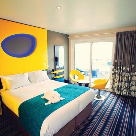 Butlins Bedroom