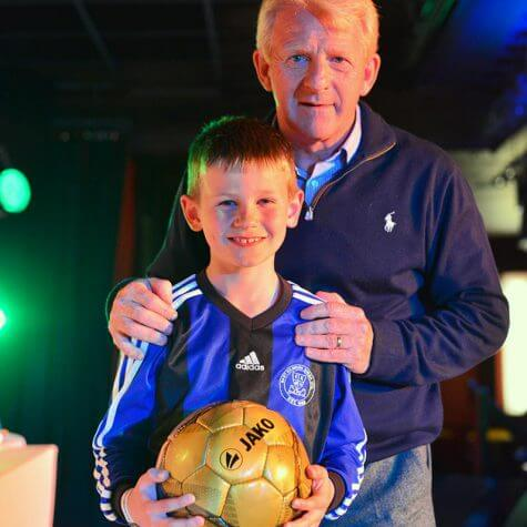 Gordon Strachan at ESF 2017