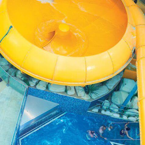 Skegness Water Slide