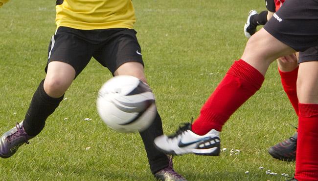 11 a side junior football