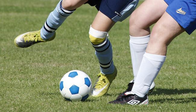 7 a side junior football