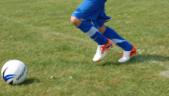 9 a side junior football